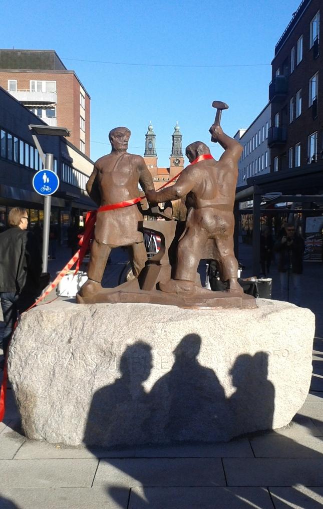 2013-10-25 Smederna - Eskilstuna (1)