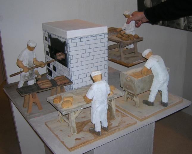Bageri Uppsala Industriminnes